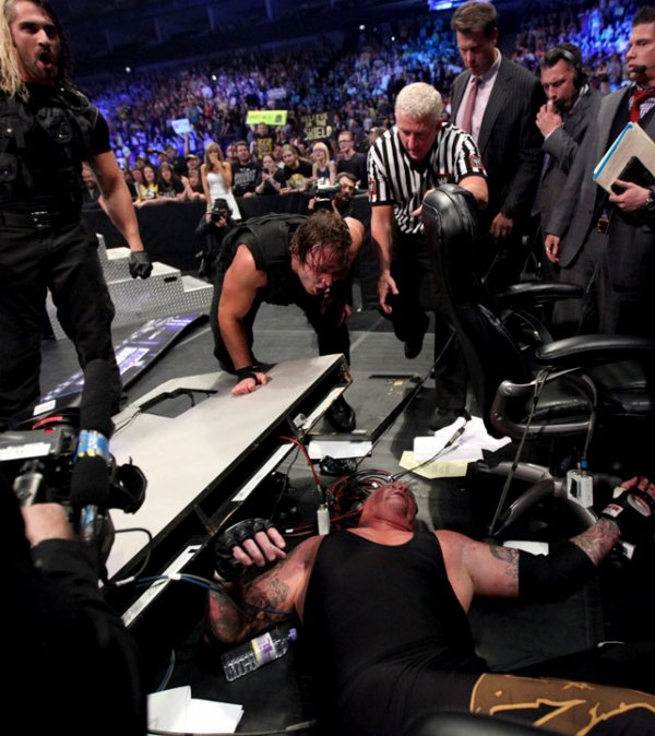 the undertaker phenom 21 - photo #30