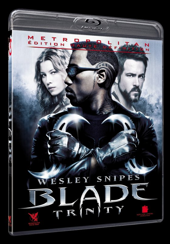 BLADE : TRINITY